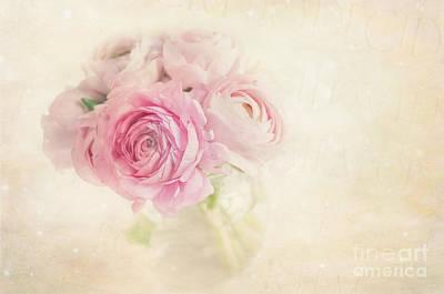 Ranunculus Poster by Marion Galt