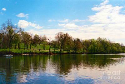 Rappahannock River I Poster by Anita Lewis