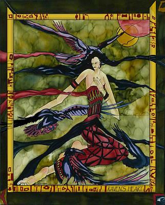 Raven's Heart Poster