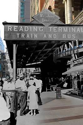 Reading Terminal Poster