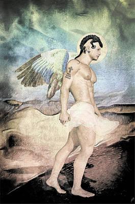 Rebel Angel  Poster