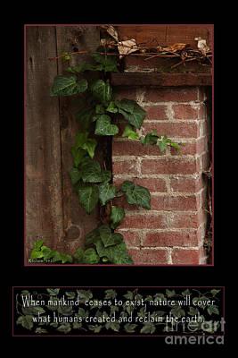 Reclaim No.2 Poster by Peter Piatt