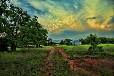 Red Dirt Road Poster