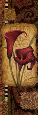 Red Lily One Poster