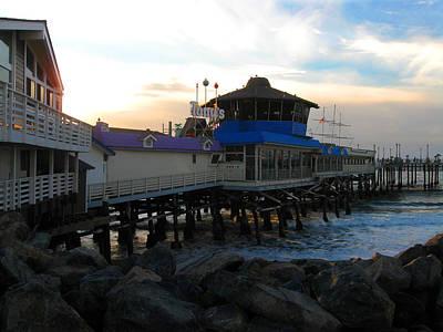 Redondo Beach Pier Poster