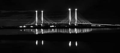 Reflecting Bridge Poster by William Bartholomew