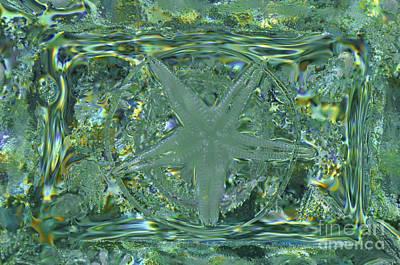 Refraction Rectangle Landscape Poster