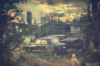 Relapse Poster by Taylan Apukovska