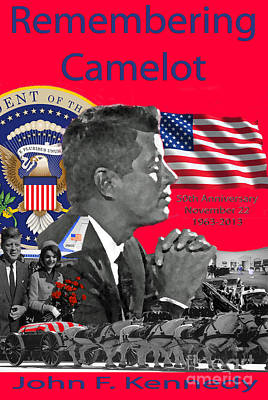 Remembering Camelot Poster