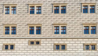 Renaissance Architecture  Poster by Sarka Olehlova