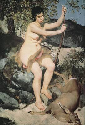 Renoir, Pierre-auguste 1841-1919 Poster by Everett