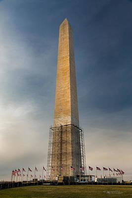 Renovating History Poster by Dustin Abbott