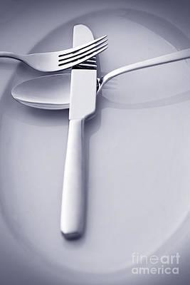 Restaurant Menu Concept Poster