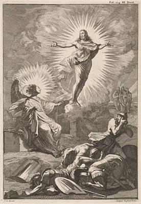 Resurrection Of Christ, Caspar Luyken, William Broedelet Poster