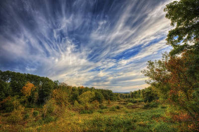 Retzer Nature Center - Waukesha Wisconsin Poster by Jennifer Rondinelli Reilly - Fine Art Photography