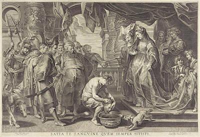 Revenge Of Tomyris, Paulus Pontius, Unknown Poster