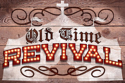 Revival I Poster by April Moen
