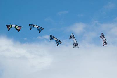 Revolution Kites At The Windscape Kite Festival 2011 Poster