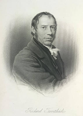 Richard Trevithick Poster by British Library