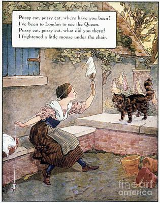Richardson: Pussy Cat Poster