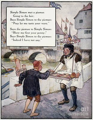 Richardson: Simple Simon Poster
