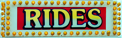 Rides Poster