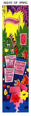 Rights Of Spring Poster