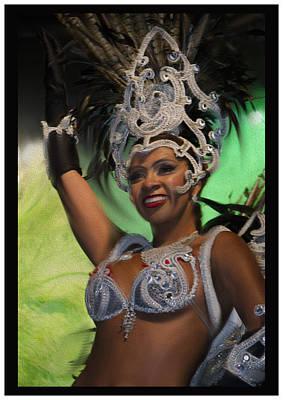Rio Dancer Iv B Poster