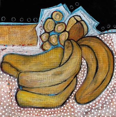 Ripe Bananas Poster