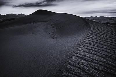 Rippled Dune Poster