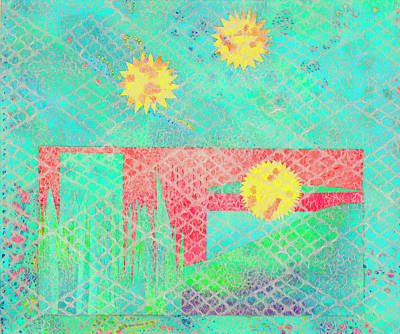 Rita's Meadow Poster