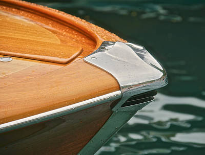 Riva Bow Poster by Steven Lapkin