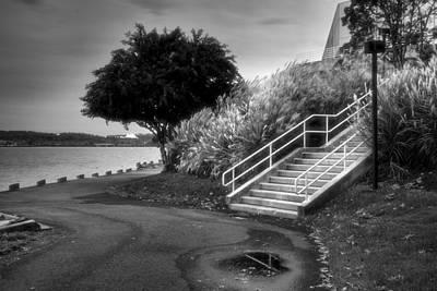 Riverfront Park I Poster by Steven Ainsworth