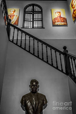 Rizal Shrine Poster by Adrian Evans