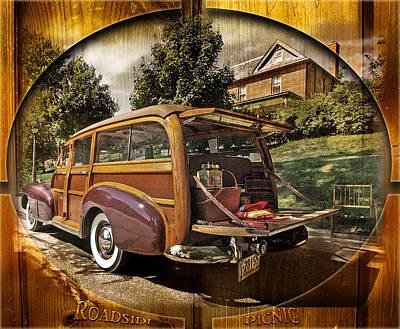 Roadside Picnic Poster