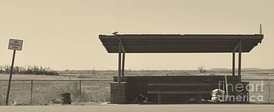 Roadside Rest Poster