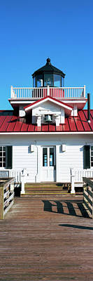 Roanoke Marshes Lighthouse, Outer Poster
