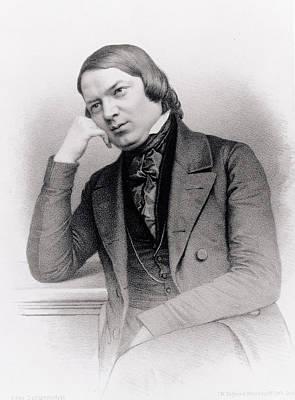 Robert Alexander Schumann , German Poster