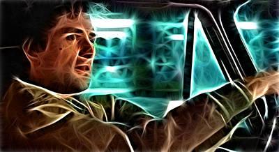 Robert De Niro Poster by Doc Braham