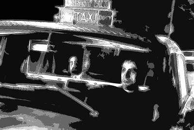 Robert De Niro - Pencil Poster by Doc Braham