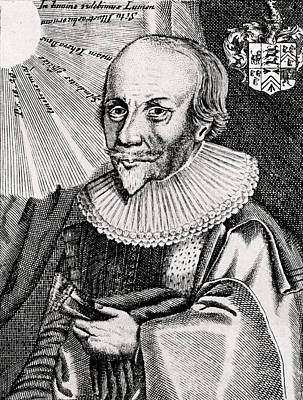 Robert Fludd Poster by Universal History Archive/uig
