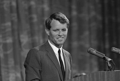 Robert Kennedy Poster by War Is Hell Store