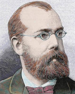 Robert Koch (clausthal, Near Hanover Poster
