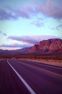 Robert Melvin - Fine Art Photography - Highway 159 Poster