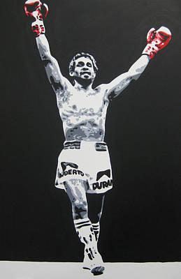 Roberto Duran 1 Poster