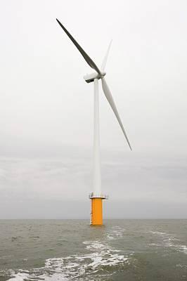 Robin Rigg Offshore Wind Farm Poster