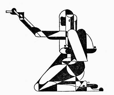 Robot, 1922 Poster