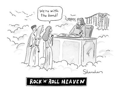 Rock And Roll Heaven Poster