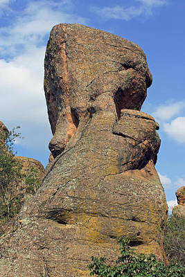 Rock Formation Belogradchik Poster by Tony Murtagh