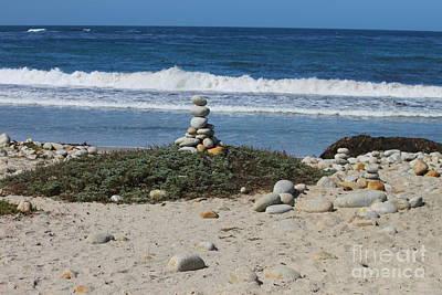 Rock Sculpture 2 Poster